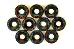 ZERG FENDER WASHER KIT 10 PIECES NEOCHROME