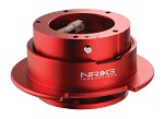 NRG Innovations Quick Release Gen 2.5 Red/Red Ring (5hole)