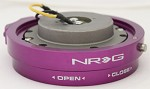 NRG Innovations Thin Quick Release Purple