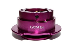 NRG Innovations Quick Release Gen 2.5 Purple Body/Purple Ring
