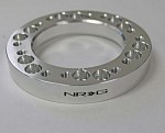 NRG Innovations Hub Spacer 1/2 in Silver
