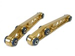 SKUNK2 REAR LOWER CONTROL ARM 1990-01 ACURA INTEGRA GOLD ANODIZED