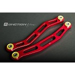 Function and Form - Rear Lower Control Arms (Pair) 1990-93 Honda Accord Red
